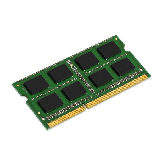 Memória Kingston 8gb 1600 Mhz Ddr3l Notebook Kcp3l16sd8/8