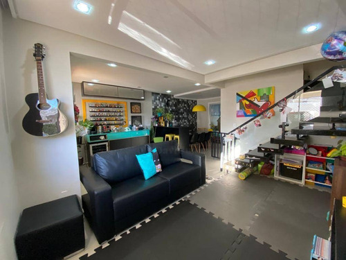 Casa Com 3 Dormitórios À Venda, 125 M² Por R$ 550.000,00 - Condomínio Village Salermo - Sorocaba/sp - Ca2346