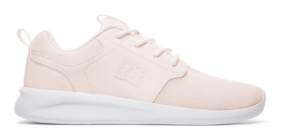 Zapatillas Mujer Dc Midway Sn Vn (pec)