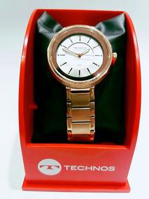 Relógio Technos Feminino Elegance St. Moritz 2035lmr/4k
