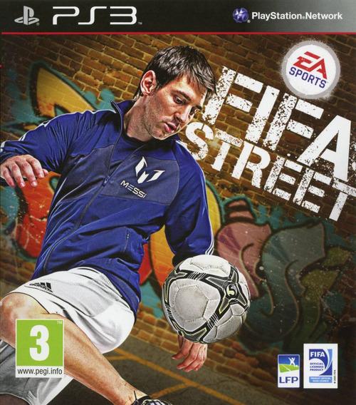 Ps3 - Fifa Street - Envio Já