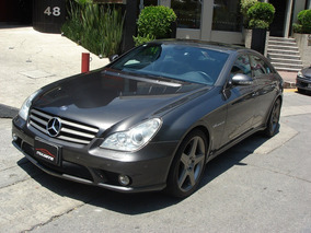 Mercedes Benz Cls 55 Amg V8 Iwc Ingenieur Limitado A 55 Unid