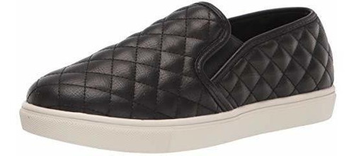 Zapatillas Para Mujer Color Negro Steve Madden