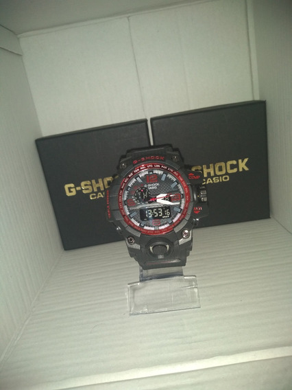 Relógio Masculino Casio G-shock Preto Pronta Entrega
