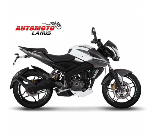 Bajaj Rouser Ns 200 Fi 0km 2021 Automoto Lanus
