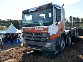 Camión Mercedes Benz Actros 4141k