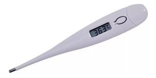 Termometro Digital Lcd Bipper Niños Adultos X Mayor X 10 Uni