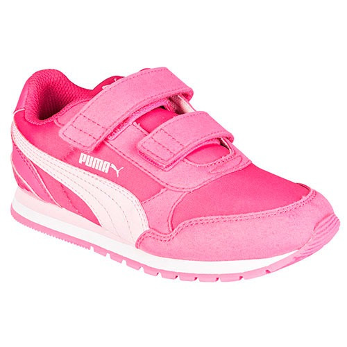 Dtt Tenis Casual Puma Runner Mujer Contac Sint Fucsia K56338