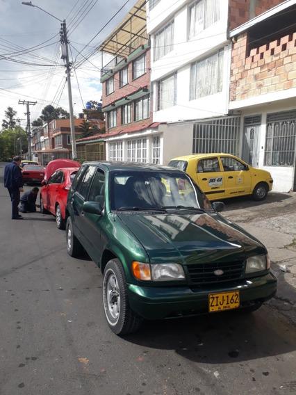 Kia Sportage 1995 4x4 Con Bajo