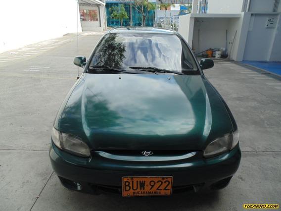 Hyundai Accent Lx