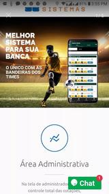 Site Sistema Esportivo Futebol