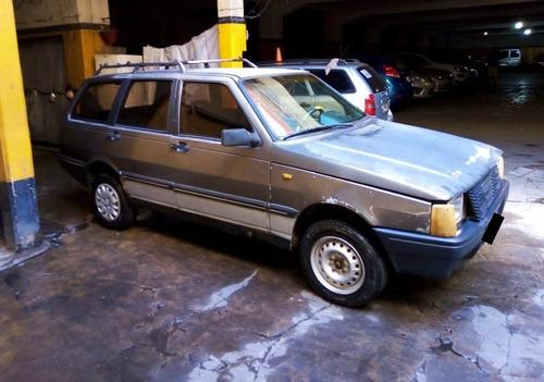 Fiat Duna 1.7 Sdv 1992