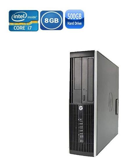 Pc Hp 8300 Intel I7 3ºgeração 8gb Hd 500gb + Wi-fi