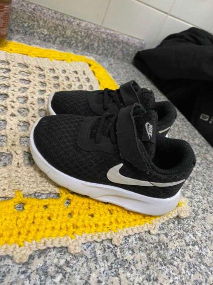 Tênis Nike Infantil Tamanho 22 Original