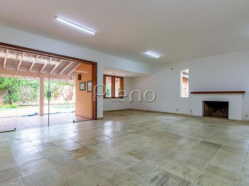 Casa Para Aluguel Em Nova Campinas - Ca025560