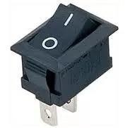 04 Pçs Mini Chave Gangorra Kcd13-101 3a 250v Liga Desliga