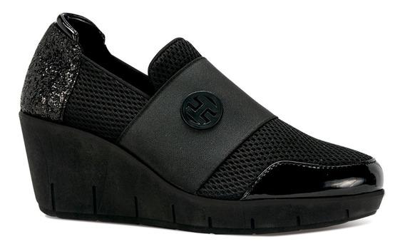 Hispana Zapatos Tacon Cuña Confort 2512871