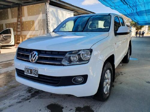 Imagen 1 de 9 de Volkswagen Amarok 2.0 Tdi 4x2 Dc Trendline 180 Hp 2015