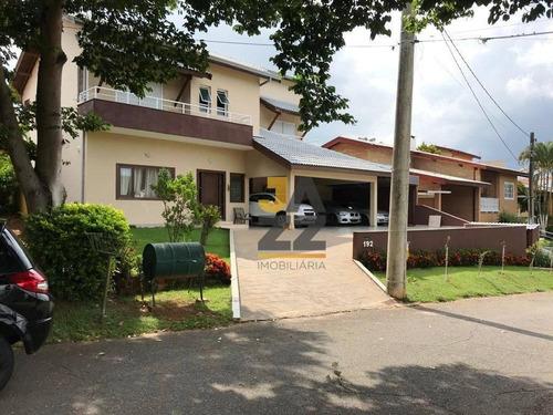 Imagem 1 de 30 de Casa Com 3 Dormitórios À Venda, 316 M² Por R$ 1.600.000,00 - Condomínio Campos De Santo Antônio - Itu/sp - Ca14248