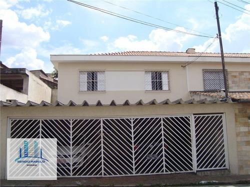 Imagem 1 de 16 de Sobrado Residencial À Venda, Cursino, São Paulo. - So0042