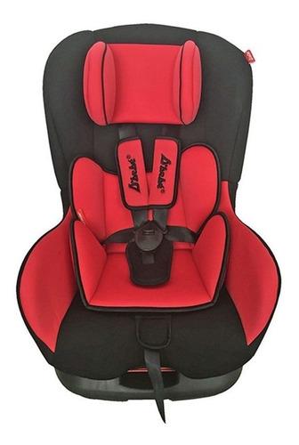 Imagen 1 de 2 de Autoasiento para carro D'bebé Confort rojo