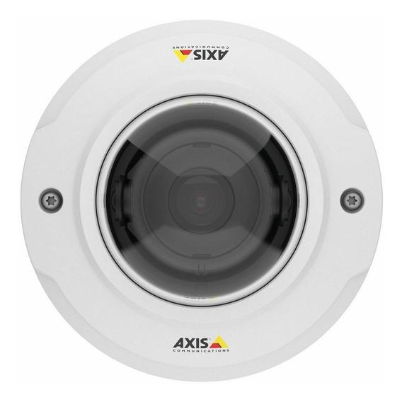 Camara Ip- Axis M3044-v216fd Domo Poe