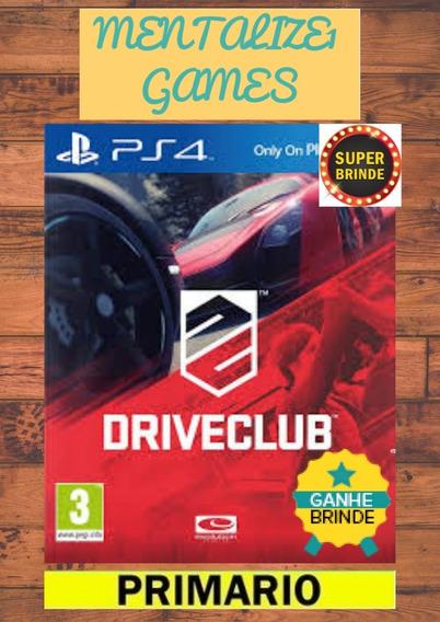 Driveclub Ps4 Portugues [midia Digital] Original 1 + Brinde