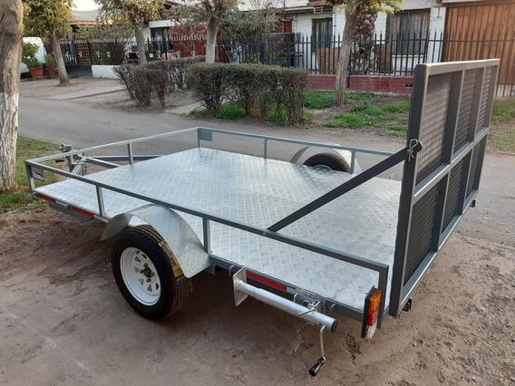 Carro De Arrastre - 2020 , Carromet 850 Kg