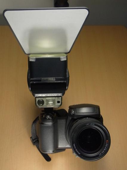 Ttl Flash Pro Metz 40 Mz 3i Sony Canon Nikon