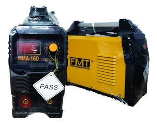 Soldadora Inverter Mma 160 Igbt Elect. 1.6-3.2 Accesorios