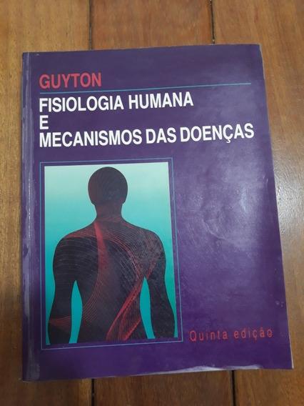 Livro Fisiologia Humana E Mecanismos Das Doenças