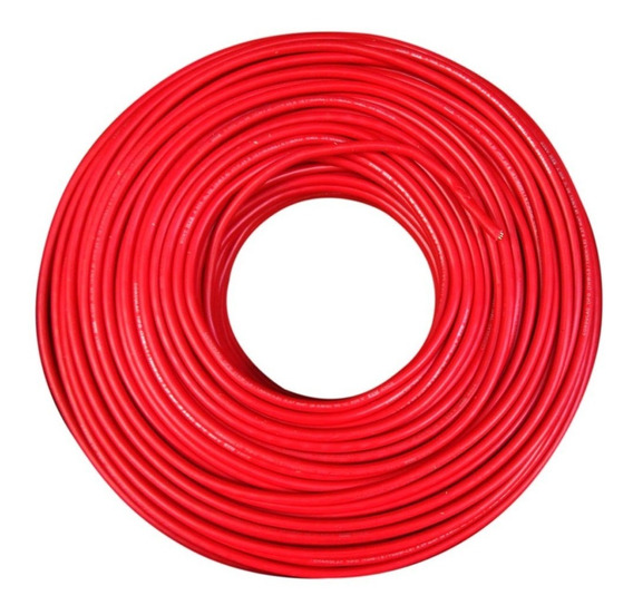 Cable Condulac Tipo Thw-ls/thhw-ls Rojo #8 Awg 100 Mts