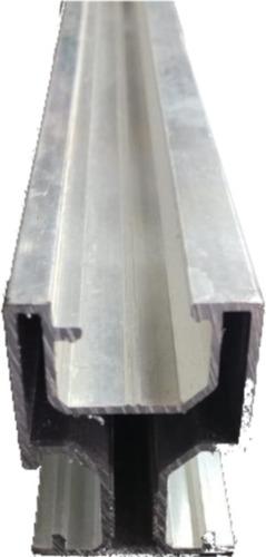 Riel Coda 310cm Perfil Coda Soporte Para Panel Solar