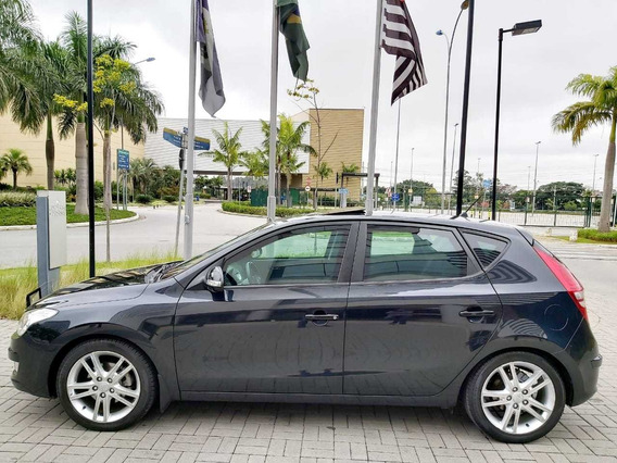 Hyundai I30 2.0 Mpfi Gls 16v Gasolina 4p Autom. Blindado