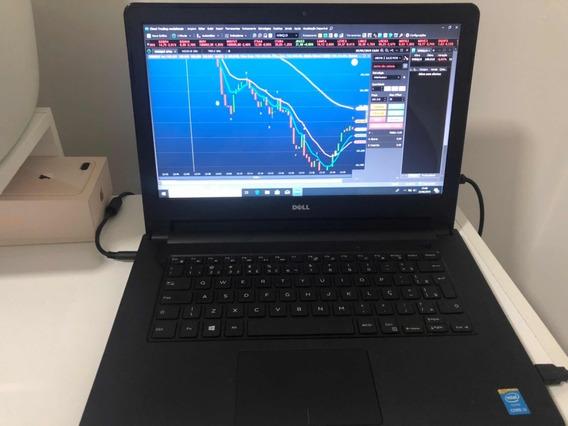 Notebook Dell I3 Ótimo Estado