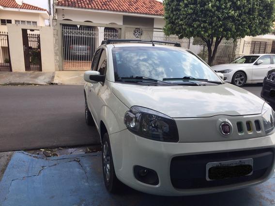Fiat Uno Vivace 1.0 - 5 Portas - Flex - 31.000km - Impecável