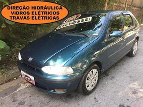 Fiat Palio 1.0 Elx / Palio Azul 2000