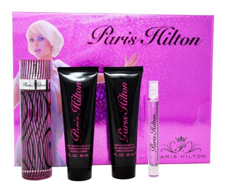Set De Perfume Paris Hilton Original