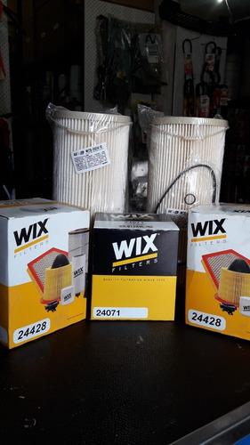 Filtros Wix Refrigerante 24428 24071 Trampa De Agua Mack