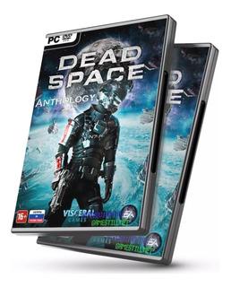 Dead Space Antología Pc 1 + 2 + 3 - Juegos Pc