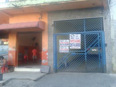 Sobrado Residencial À Venda, Vila Olinda, São Paulo. - So5217