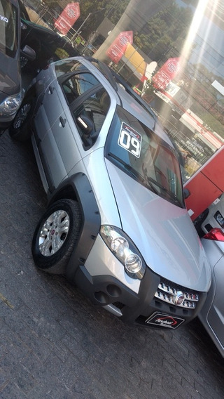 Fiat Palio Adventure 1.8 Locker Flex 5p 2009 Sem Entrada.