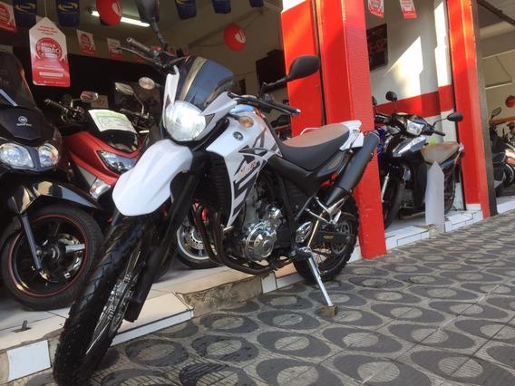 Yamaha Xt660r 2014 Branca