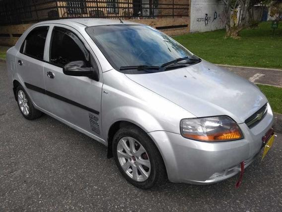 Chevrolet Aveo Ls Con Aire Acondicionado Full Equipo
