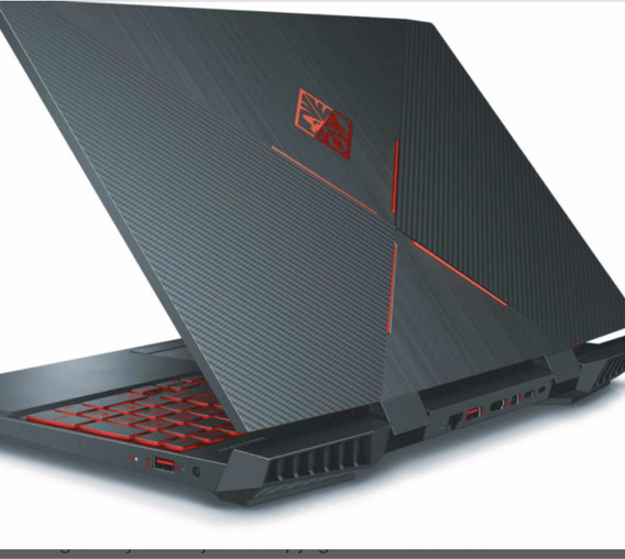 Omen Hp Gaming Laptop Core I7 1tb / Negociab