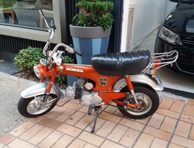 Moto Honda 70 Cc 1972