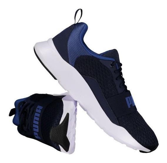 Tênis Puma Wired Azul
