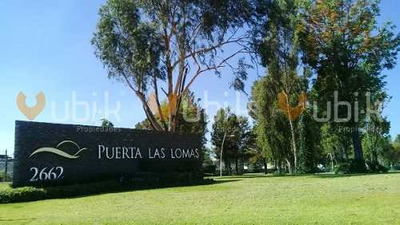 Coto Puerta Las Lomas - Terreno Colinda Con Barda