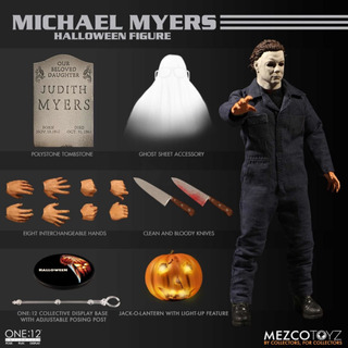 Mezco One 12 Michael Myers Halloween