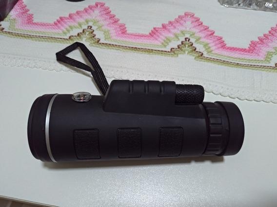 Lente Telescópio Monocular Hd 40x60
